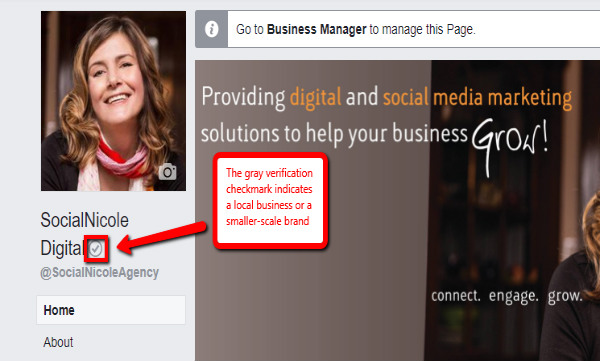 Should You Verify Your Facebook Page? | Social Media Marketing