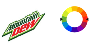 SND Agency_Business Brand Colors_Complementary_Mountain Dew